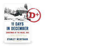 11 Days in December by Stanley Weintraub