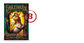 Fablehaven: Grip of the Shadow by Brandon Mull